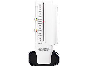 AsthmaCheck Medidor de flujo pico