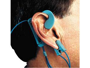 Reusable adult and pediatric SpO₂ ear clip sensor