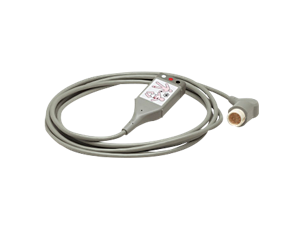3 lead ECG Patient Trunk Cable AAMI Trunk Cable