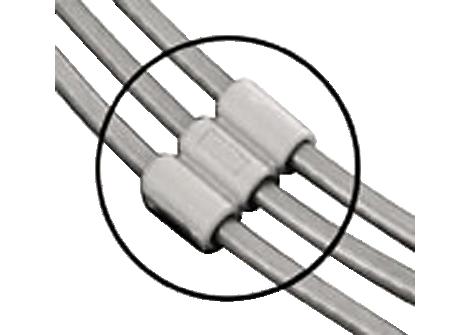Kabelrechen für abgeschirmte 3-adrige Elektrodenkabel Zubehör