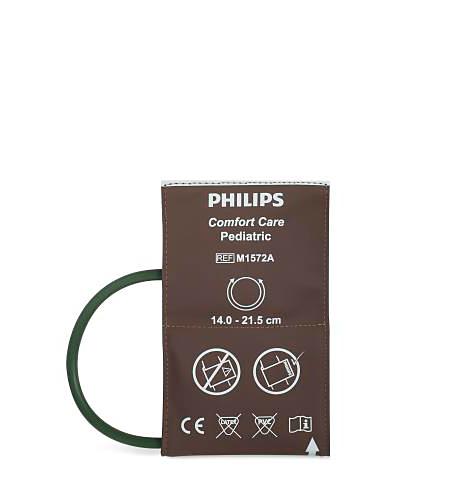 Brazalete de presión no invasiva Comfort Care, reutilizable para uso pediátrico Brazalete