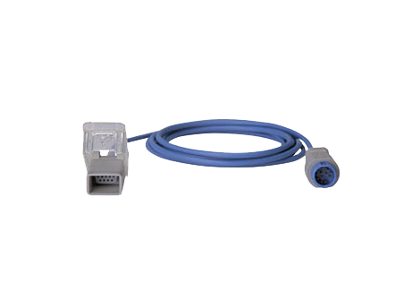 Adapt.kabel (12-pol.) auf SpO2 9-pol. D-Sub Adapterkabel