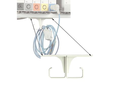Patient cable organizer (hook) ECG patient cable accessories Miscellaneous