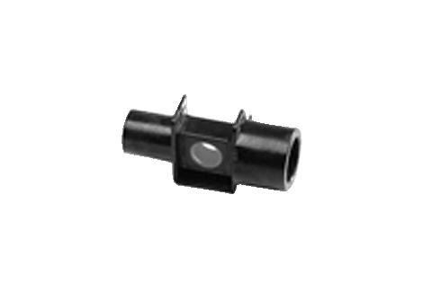 etCO2 airway adapter, reusable, adult/pediatric, Capnography