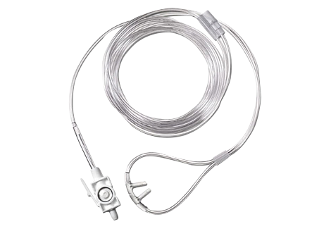 LoFlo etCO2-Nasal-Sonde– Erwachsene Kapnographie
