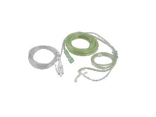 LoFlo etCO2-/O2-Oral/Nasal-Sonde– Kinder Kapnographie