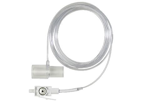 LoFlo etCO2 Airway Adapter Set - ET <gt/>4.0 mm Capnography