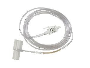 Kit d'adaptateur aérien de CO2fe à débit faible, diamètre de la sonde endotrachéale <gt/>4,0mm Capnographie