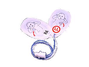Infant Multifunction Defibrillator Pads Pads