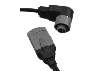 Hands-Free Pads Cable – (plug connector)