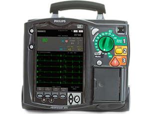HeartStart MRx Desfibrilador/monitor