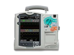 HeartStart 监护除颤器