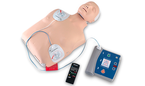 HeartStart AED use trainer