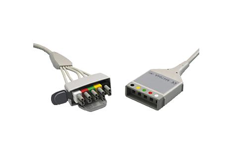 EKG-Stammkabelverlängerung Telemetriekabel