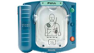 HeartStart OnSite 现场除颤器