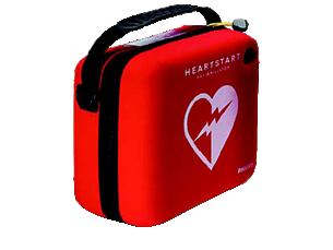 Standard Carry Case for HeartStart HS1 Accessories