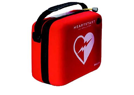 Standard-Tragetasche für HeartStart HS1 Zubehör