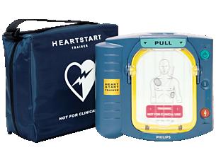 ハートスタートHS1トレーナー AEDトレーニングツール