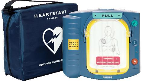 HeartStart 自动体外除颤器训练机