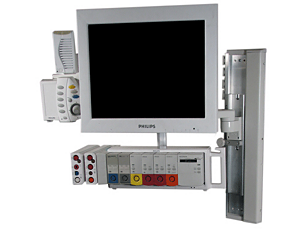 IntelliVue MP80/90 Flatscreen Wall Mounting Mounting solution