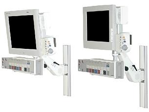 IntelliVue MP90 Flatscreen Wall Mounting Mounting solution