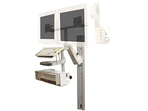 Intellivue MP80/90 Mounting solution