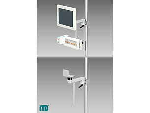 IntelliVue MP90 Mounting solution
