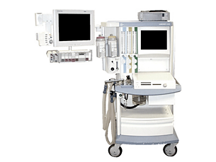 IntelliVue MP80/90 Anesthesia Machine Mounting Mounting solution