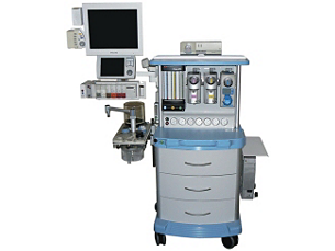 IntelliVue MP80/90 Anesthesia Machine Mounting solution