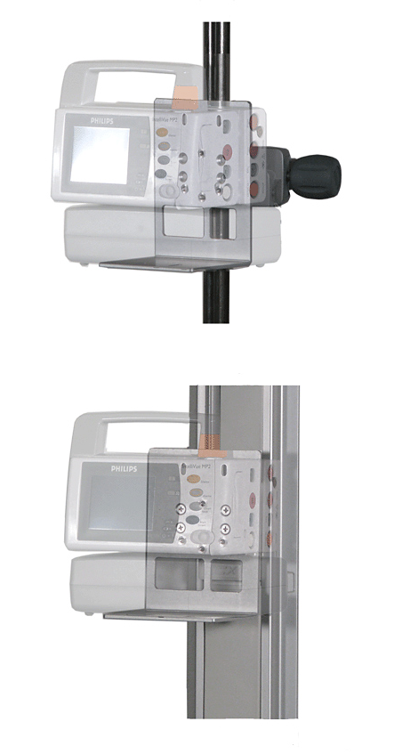 IntelliVue MP2/X2 Mounting solution