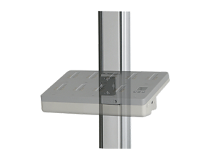 IntelliVue Cableless Charging Station Mounting solution