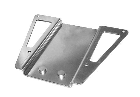 IntelliVue MX400/MX450/MX500/MX550 Mounting solution