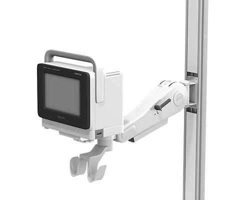 Philips IntelliVue MX400/MX450/MX500/MX550 Mounting solution