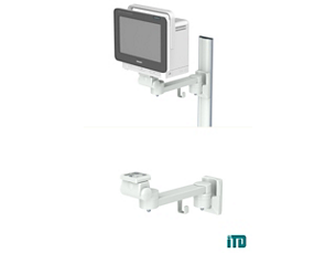 Philips IntelliVue MX400/MX450 Mounting solution