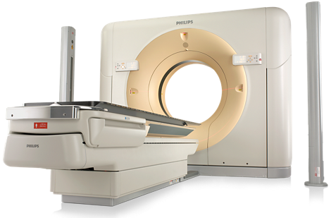 Brilliance CT Scanner TC