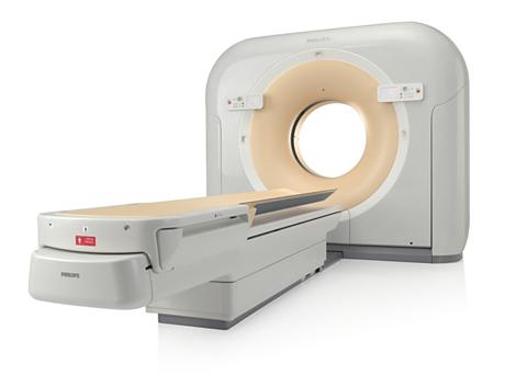 Ingenuity CT Scanner
