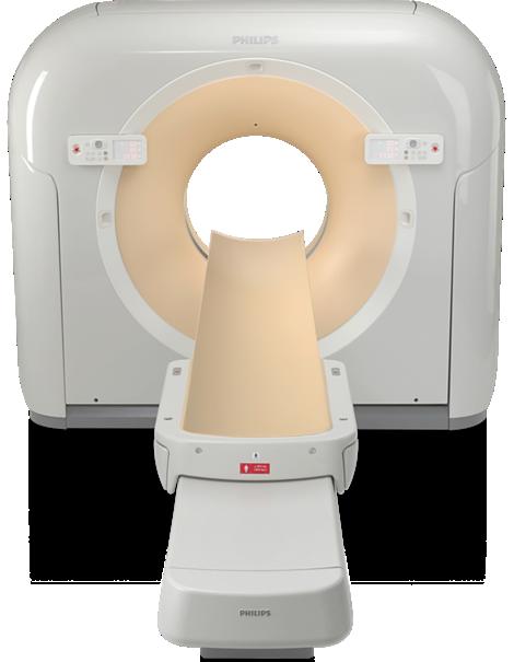 Ingenuity Escáner CT