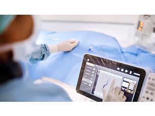 Módulo de ecrã tátil Pro Módulo de controlo junto da mesa com ecrã tátil intuitivo
