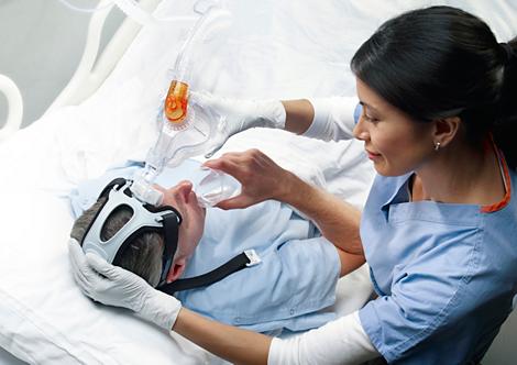 Philips Respironics AF531 Nichtinvasive Beatmung