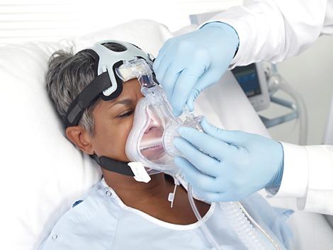 Respironics Aerogen NIVO-Verneblersystem