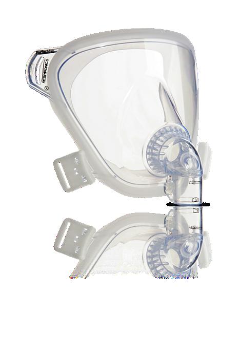 Philips Respironics Vollgesicht Beatmungsmaske