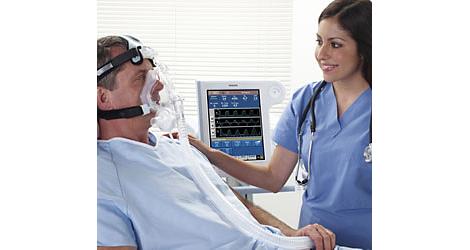 Respironics Circuito de filtro NIV