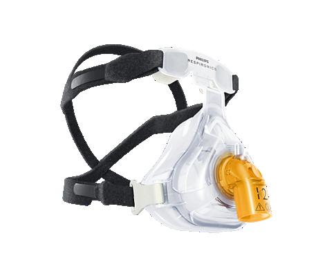 Respironics Oro-nasal mask