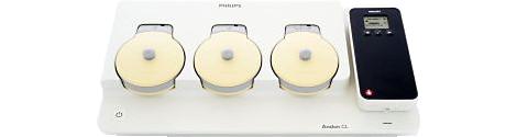 Avalon Cordless fetal transducer system