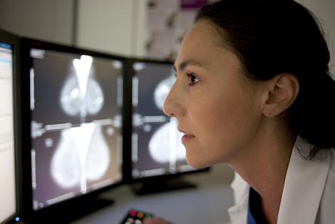 IntelliSpace Рабочая станция врача-маммолога