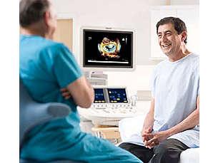 Live 3D TEE 3D ultrasound imaging