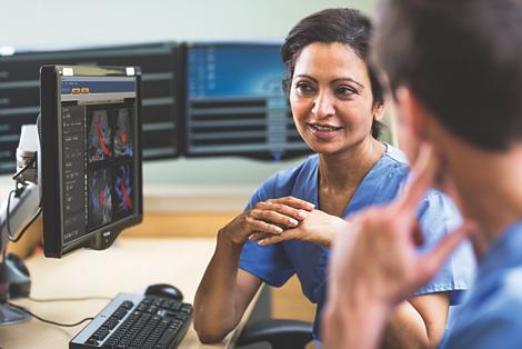 QLAB General imaging (GI) quantification software