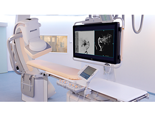 AlluraClarity Low-dose Interventional X-ray system