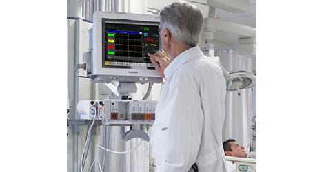 Event Surveillance Monitorowanie pacjenta — pomoc w podejmowaniu decyzji klinicznych