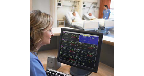 IntelliVue Zentrales Überwachungssystem
